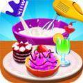 冰淇淋甜品店
