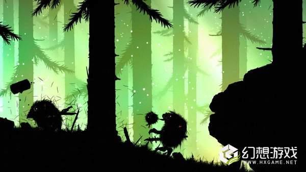 小毛球丛林探险记图1