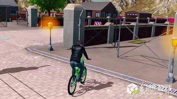 山地越野自行车模拟器图2
