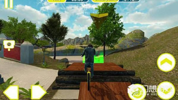 山地越野自行车模拟器图1