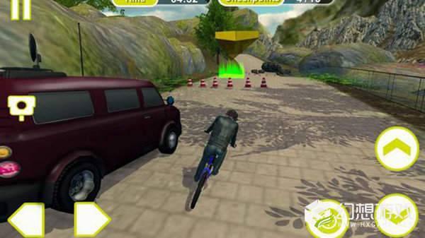 山地越野自行车模拟器图4