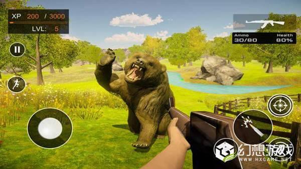 野生动物狩猎3D图2