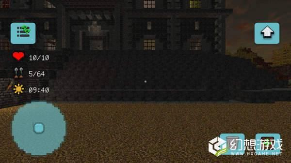 像素恐怖屋3D图3