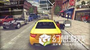 出租车驾驶模拟器3D图2