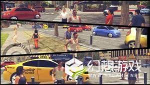 出租车驾驶模拟器3D图3