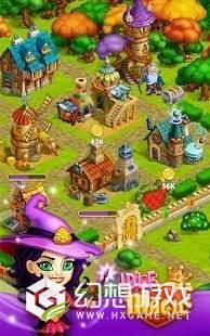 空闲魔术城图1