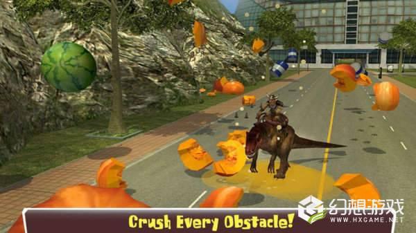 恐龙城市毁灭图1