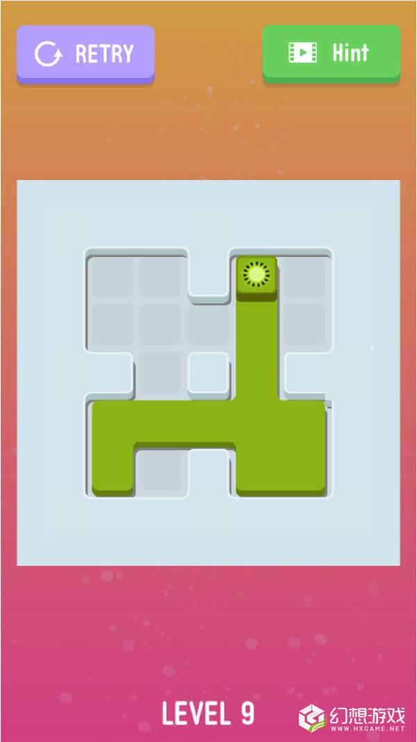 水果滚轮迷宫图1
