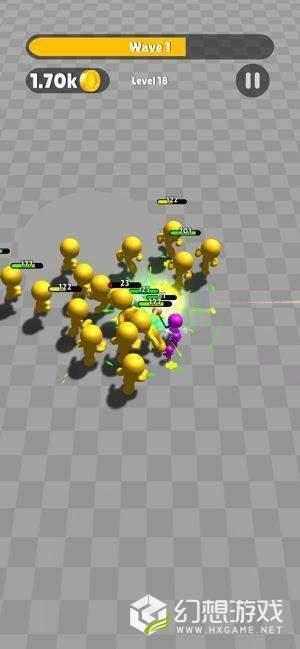 Squad vs Crowd图3
