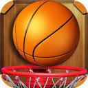 狂热投掷篮球