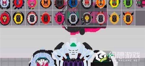 假面骑士01变身模拟器图3