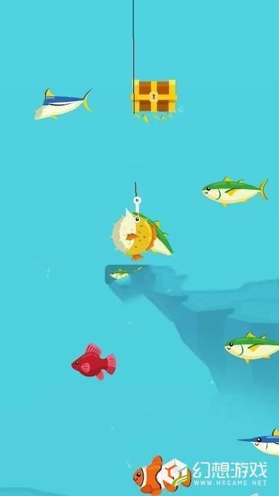 皇家钓鱼图2