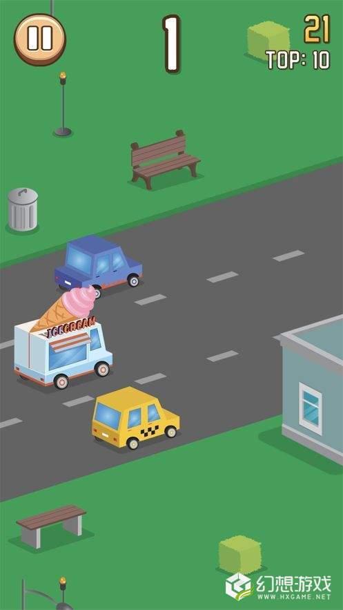 食物车交通堵塞图2
