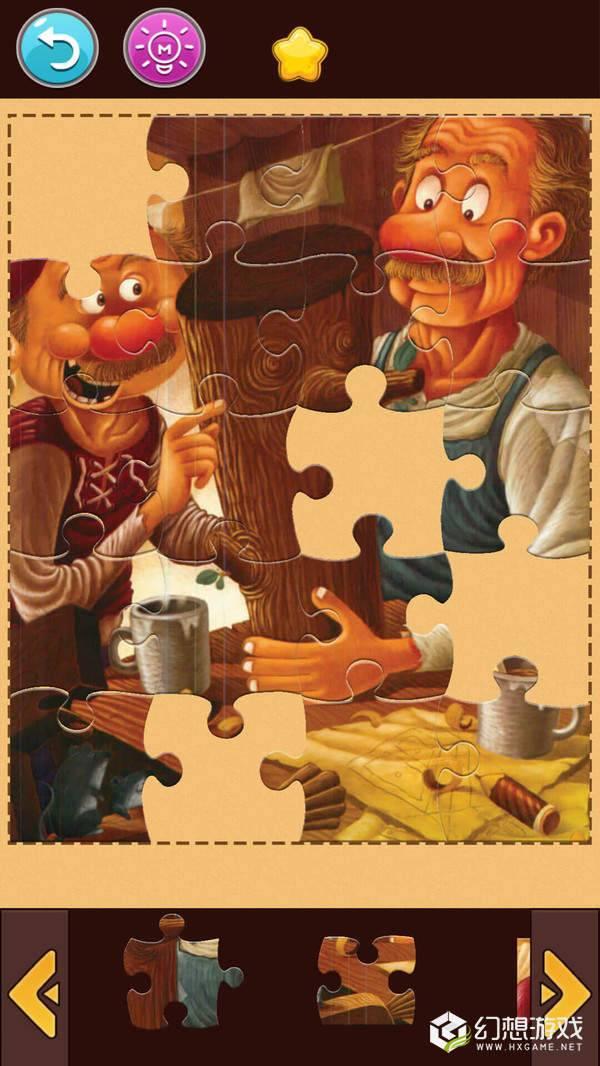 拼图童话图1