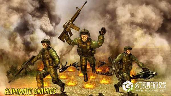 WW2陆军生存英雄图1