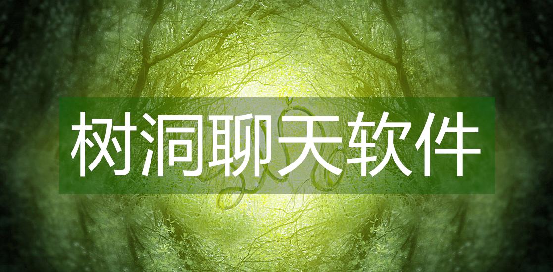 树洞聊天软件