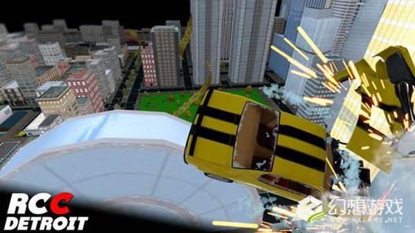 底特律真正的车祸模拟图3
