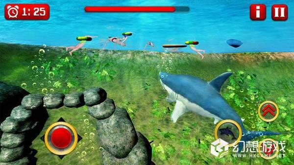 愤怒的白鲨3D图3