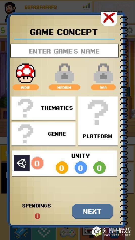 游戏开发模拟器无限资金版图5