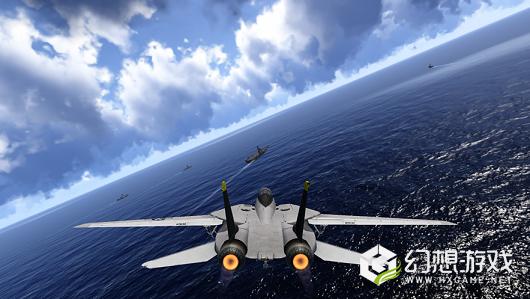 疯狂战机图1
