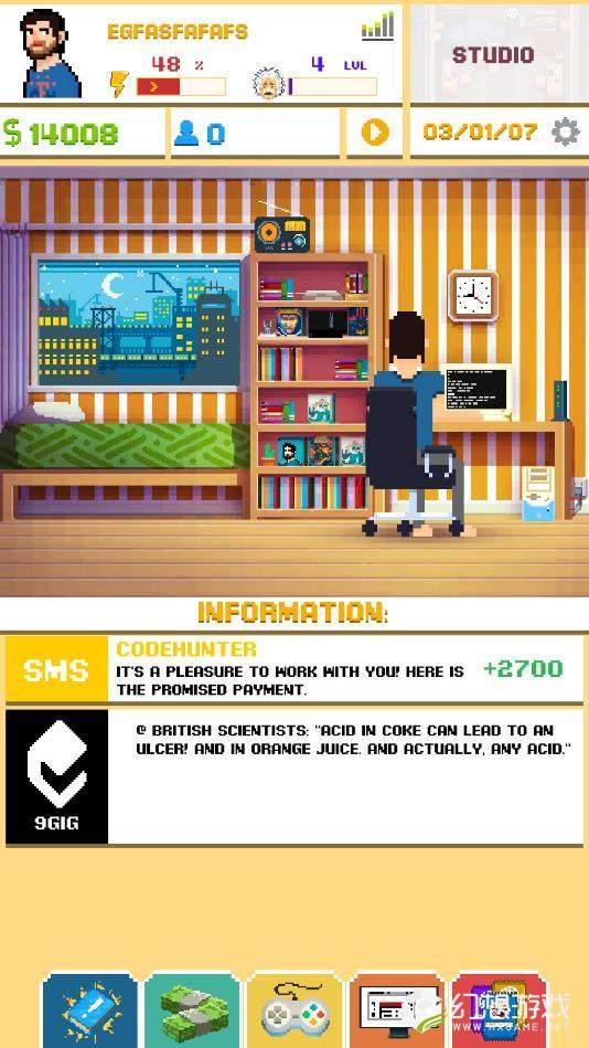 游戏开发模拟器无限资金版图2