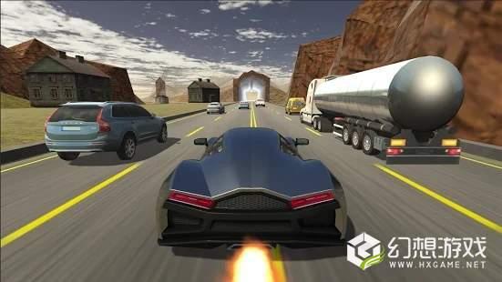 交通车辆驾驶模拟器图2