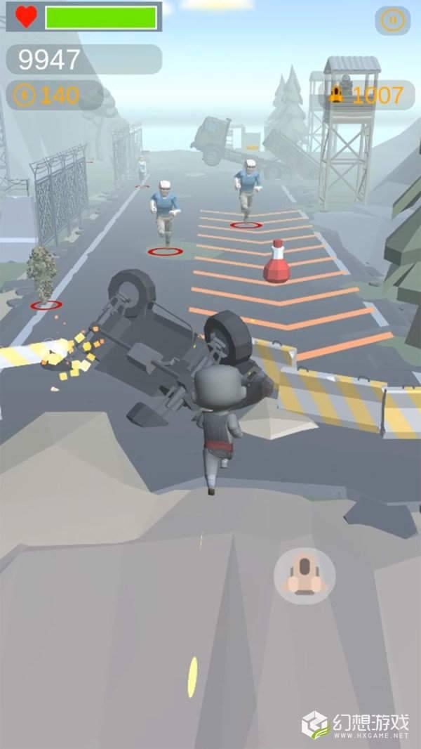 爆炸街道图3