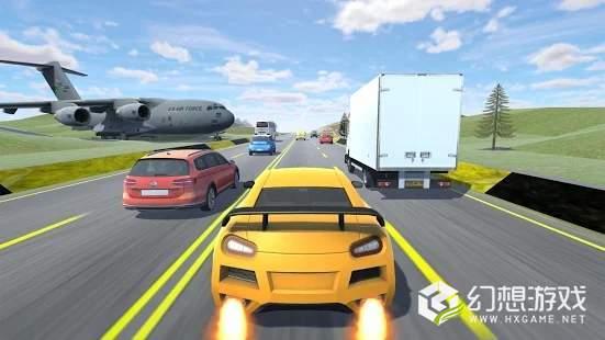 交通车辆驾驶模拟器图1