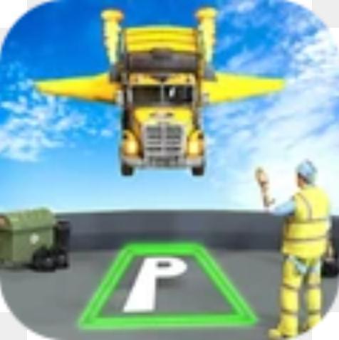 飞行垃圾车模拟器