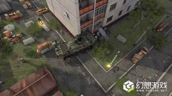 战术雇佣兵模拟器图1
