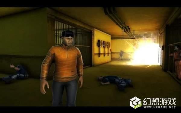 疯狂的安德烈亚斯监狱越狱图2