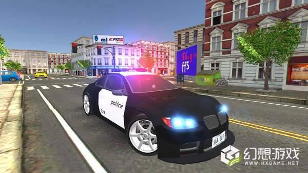 110警车模拟驾驶图4