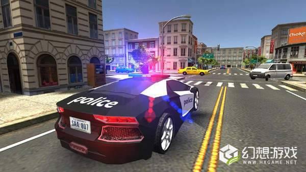 110警车模拟驾驶图1