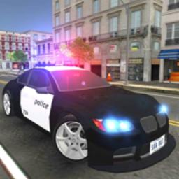 110警车模拟驾驶