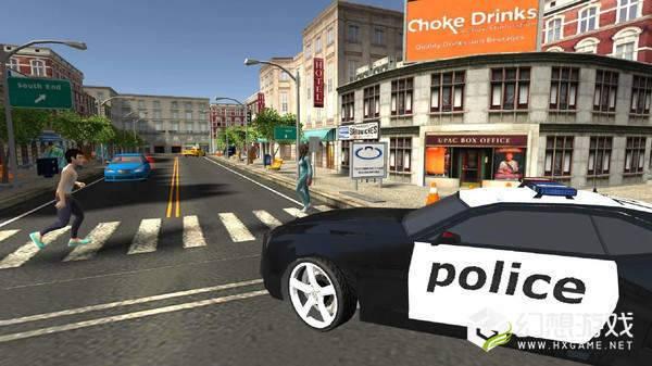 110警车模拟驾驶图3