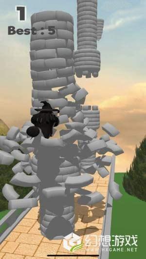 神奇女巫3D图3