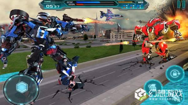 空中机器人战斗机图2