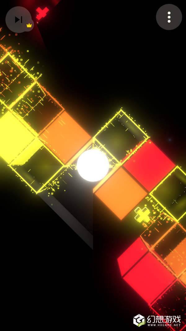 小球霓虹迷宫图1