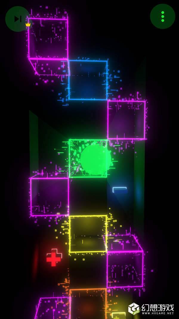 小球霓虹迷宫图2