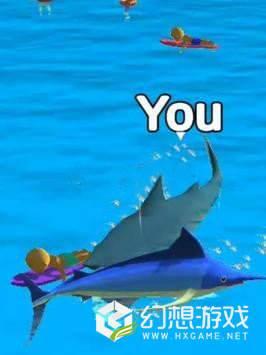 鲨鱼攻击人类图3