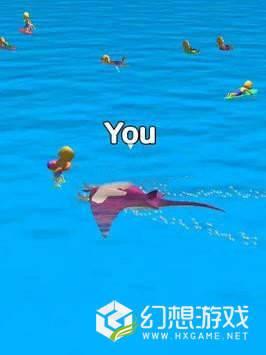 鲨鱼攻击人类图4