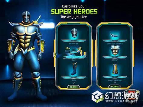 超级英雄制造者3d图1