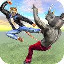 动物空手道格斗