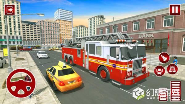 飞行救援卡车图2