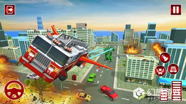 飞行救援卡车图3