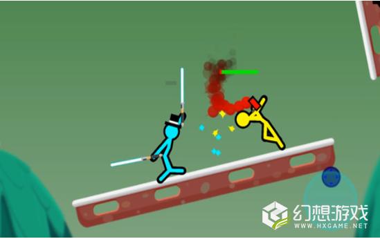 决斗火柴人安卓版图1