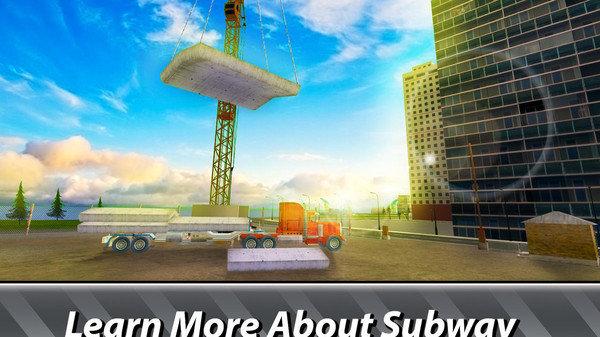 地铁建设模拟器图3