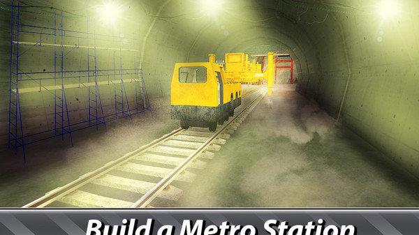 地铁建设模拟器图4
