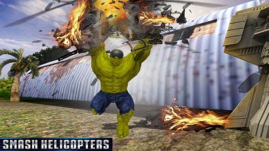 绿巨人战争图2