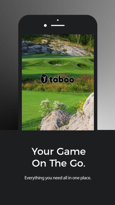 Taboo Golf图4